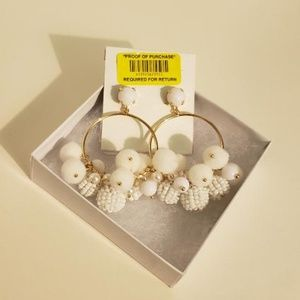 Jessica Simpson Earrings NWT
